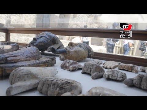 اكتشاف مقبرة «صانع الذهب» أمنمحات بالبر الغربي بالأقصر