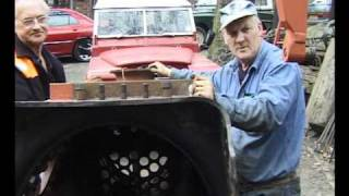 Fred Dibnah - The Unseen Story (previously The Lost Years) trailer