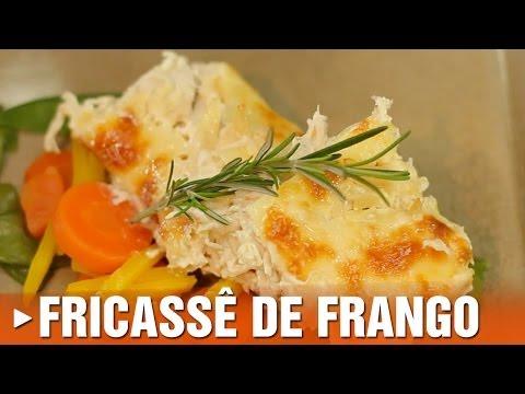 Como Fazer Fricassê de Frango