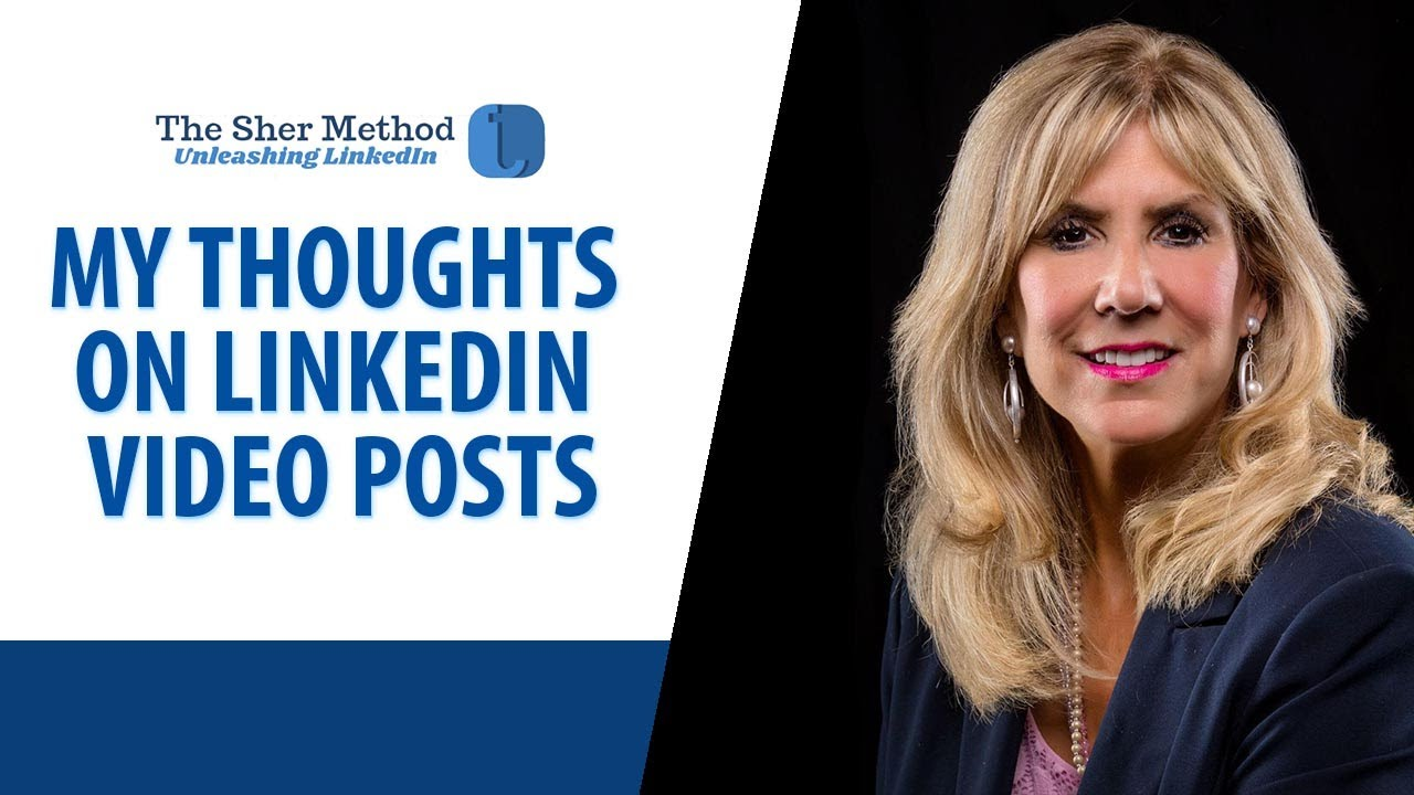 Best Practices for Making Video Posts on LinkedIn