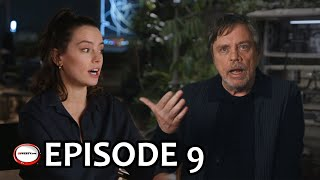 Mark Hamill and Daisy Ridley Interview - Star Wars, Episode 9 Rise of Skywalker
