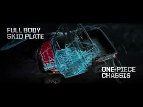 2020 Polaris Ranger 1000 Premium Winter Prep Package in Altoona, Wisconsin - Video 4