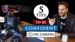 How to TALK to the CAMERA CONFIDENTLY and COMFORTABLY