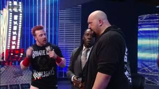 Booker T presents a Brogue Kick vs. KO Punch Contest
