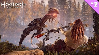 Horizon Zero Dawn - Ep 2 - Dents de scie - Let's Play FR HD