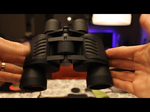 Binoculars With Day & Night Vision – Unboxing & Review