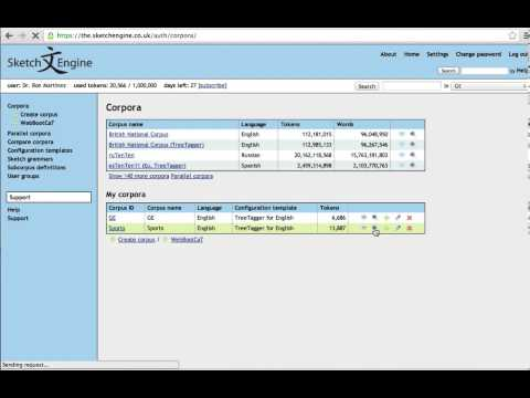 Download Corpus Tagging and Wordlists - Part 2: keywords Mp4 HD Video and MP3