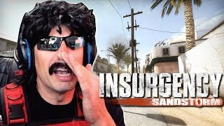 DrDisRespect Playing Insurgency Sandstorm For the First Time (8/9/18) (1080p60)