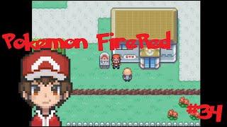 Pokemon FireRed - Viridian City Gym Showdown - #34