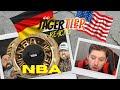 AMERICAN REACTS TO GERMAN RAP! AMAZING SOUND!! Jalil x Bonez MC - NBA