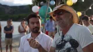 Yalın - Yeniden Kamera Arkası | Plaj Partisi