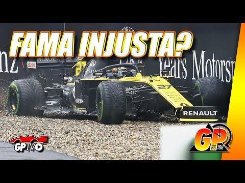 Hülkenberg falha na hora H e leva rótulo de fracassado na F1   GP às 10