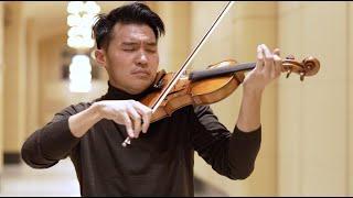 Ray Chen plays Ysaye Sonata No. 2 Obsession (Prelude)