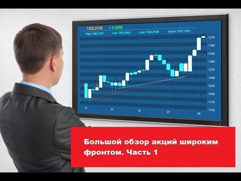 Большой обзор акций. Часть 1