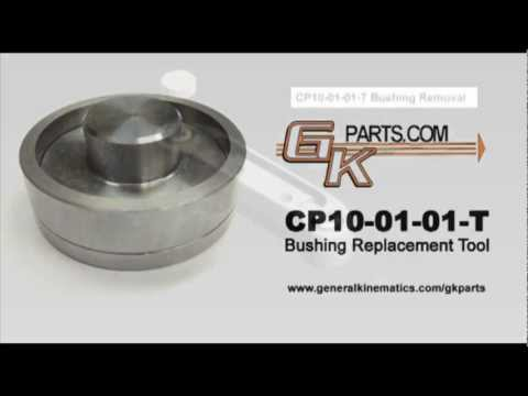 GK Parts Vibratory Stabilizer Bushing Replacement Tool