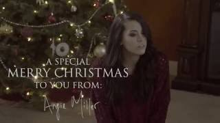 A Merry Christmas Medley - (Angie Miller aka Zealyn)