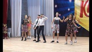 Школьная команда КВН из с.Киевского вышла в финал краевого фестиваля.