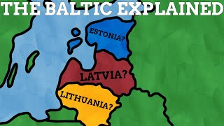 The Names Of The Baltic Explained