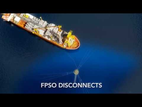 SBM Offshore - Stones FPSO Turret Mooring System