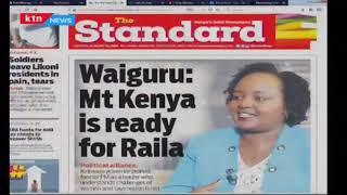 How President Uhuru is preparing Mount Kenya for Raila Odinga's partnership