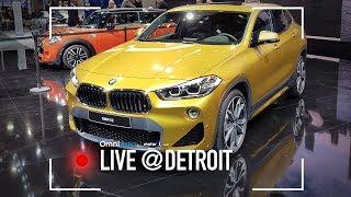 BMW X2: ecco com\'è dal vivo! - Video Eventi