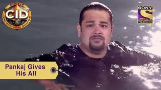 Your Favorite Character   Pankaj Gives His All   CID