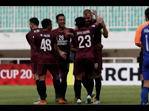 PSM Makassar 7-3 Lao Toyota FC (AFC Cup 2019 : Group Stage)