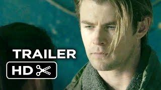 Blackhat Official Trailer #1 (2015) - Chris Hemsworth Movie