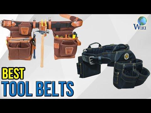 9 Best Tool Belts 2017