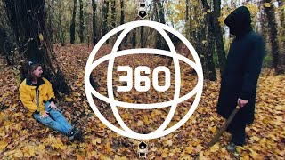 СМЕРТЬ В ЛЕСУ! Хоррор в виртуальной реальности • 360 VR Video (#VRKINGS)