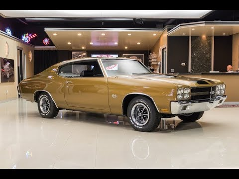 Video of Classic 1970 Chevelle - $64,900.00 Offered by Vanguard Motor Sales - MFJD