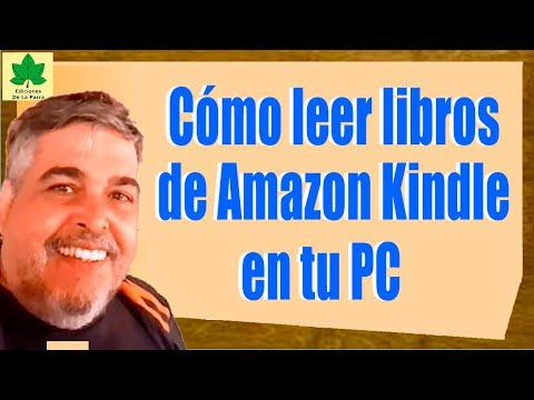 Cómo leer libros de Amazon Kindle en tu PC – 2018