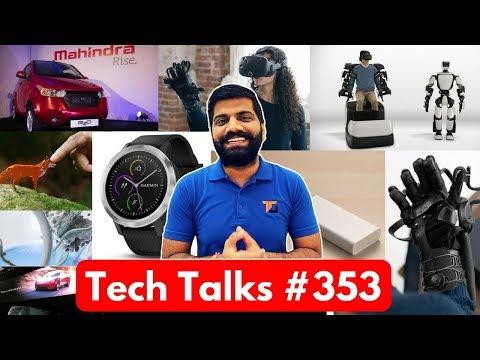 Tech Talks #353 - Xiaomi 2i, Tesla Flying, Mahindra Electric Car, AI Advances