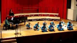 SMK Seafield Club Choir - Wau Bulan (Dikir Barat)