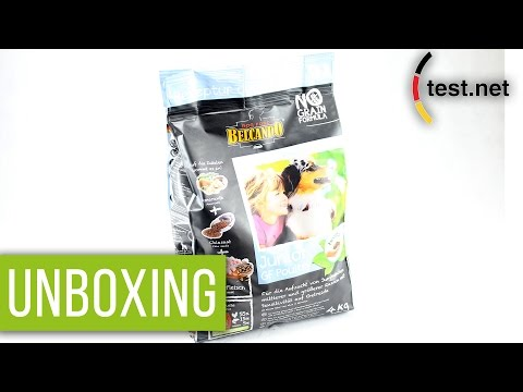 Belcando | getreidefreies Hundefutter mit Frischfleisch (Unboxing) | test.net