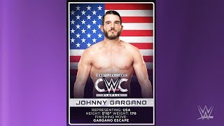 Johnny Gargano 3rd WWE Theme Song For 30 minutes - From The Heart