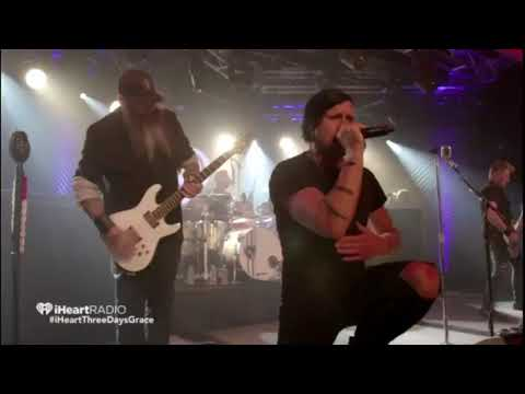Three Days Grace -Infra Red (Live at IHeartRadio 2018)