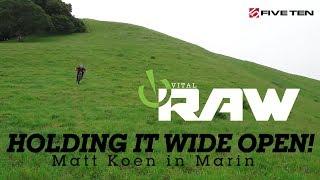 Vital RAW: Мэтт Коэн и Wolf Ridge Pro