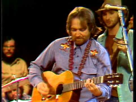 "Willie Nelson on Austin City Limits ""Bloody Mary Morning"" (1974)"