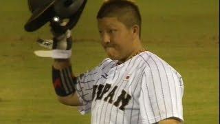 女子野球世界の4番西朝美選手2014W杯侍ジャパン女子代表