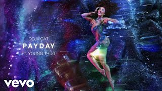 Doja Cat - Payday (Visualizer) ft. Young Thug
