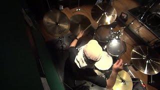 Dizzy Mizz Lizzy - Drum Cover - Hidden War
