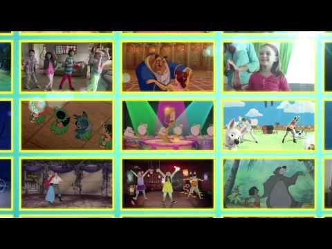 Видео № 0 из игры Just Dance: Disney Party [Wii]