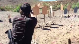Keanu Reeves John Wick 2 Weapons Training