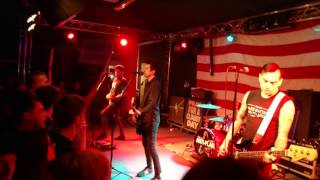 Anti-Flag - You've Got to Die for the Government [live @ Poznań, Poland 2017]
