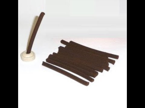 Cow Dung Dhoop Stick Making Machine