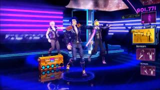 Dance Central 3 - Scream - (Hard/100%/Gold Stars)