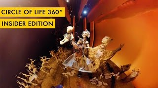 Circle of Life 360º: Insider Edition