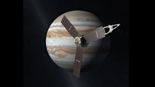 Juno Mission - Arrival at Jupiter