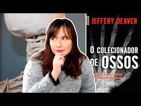 O COLECIONADOR DE OSSOS | JEFFERY DEAVER | BESTBOLSO | LIVRO